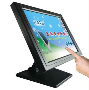 """15"""" Touch Screen Monitor for POS System pictures & photos"""