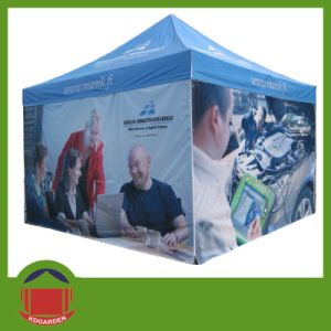Dye Sublimation Printing Pop up Tent pictures & photos