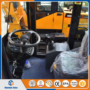 Mountain Raise 1500kg Wheel Loader with Spare Parts pictures & photos