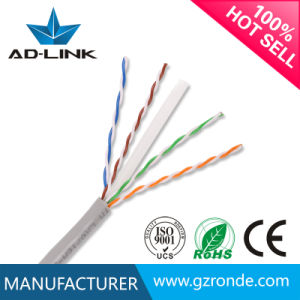23AWG 100% Copper 4 Pair UTP CAT6
