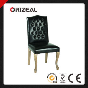 Hot Sale Leather Dining Chair (OZ-SW-069) pictures & photos