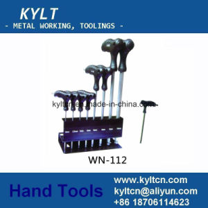 9 PCS Good Quality Ball Point Allen Key Set pictures & photos