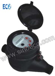 Multi Jet Dry Type Plastic Water Meter pictures & photos