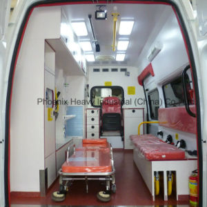 High Roof Ford Ambulance Auxilium with Diesel Engine pictures & photos