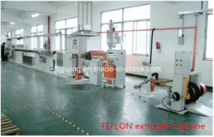 Teflon Cables Production Extrusion Line pictures & photos
