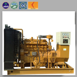 CE ISO 10kw - 500kw Wood Chip Waste Biomass Gasifier Generator pictures & photos