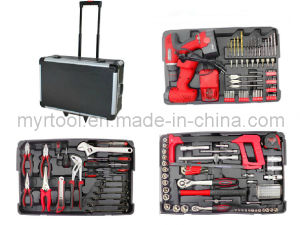 Hot Sale-206pcss Professional Trolley Tool Box pictures & photos