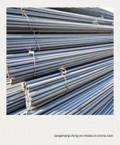 Types of Construction Tmt Deformed Steel Bars pictures & photos