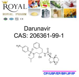 Darunavir CAS: 206361-99-1 pictures & photos