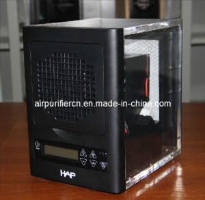 UV Air Purifier for Allergies Ozone Power, Ionizer Odor Reducer pictures & photos