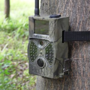 Hot MMS Hunting Camera 12MP 1080P GPRS SMS Command (HC300m)