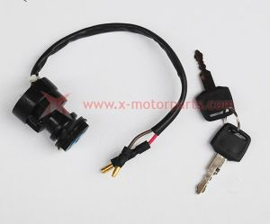 Ignition Key Switch, ATV Ignition Swtich, ATV Ignition Key, Ignition Key Switch Yfs200 Blaster 1998 99 00 01 02 03 04 05 2006