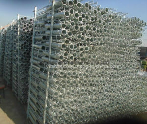 Solar Mounting Hot Dipped Galvanized Ground Screw Anchor pictures & photos