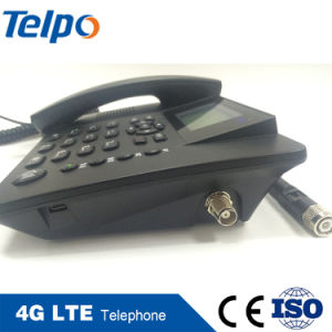 Wholesale Price Telepower Desktop 4G Lte Fixed Wireless Phone pictures & photos