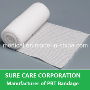 Sterile Elastic Conforming PBT Bandage (SC-PBT001) pictures & photos