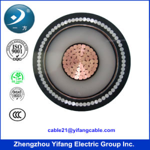 PVC or XLPE Power Cable 4 Core Electric Cable Yjv pictures & photos