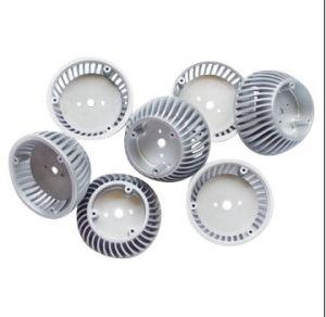 Aluminum Die Casting LED Radiator Cover pictures & photos