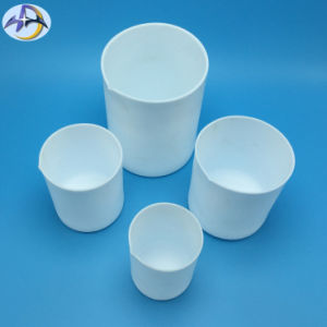 Plastic PTFE Crucible for Laboratory pictures & photos