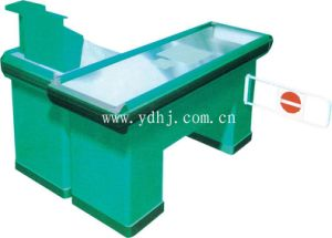 Shop Cash Checkout Counter Table ,Cashier Desk (YD-R0011) pictures & photos