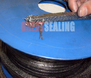 Graphite Packing Reinforced with Inconel Wire pictures & photos