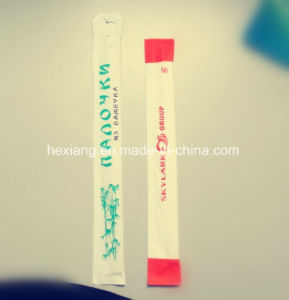 Bulk Sushi Disposable Bamboo with Color Printing Chopstick Sleeve pictures & photos