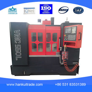 Vmc550L Milling CNC Machines with Cutting Tools pictures & photos