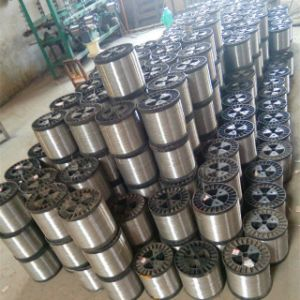 Premium Hydrogen Annealed 304 Stainless Steel Wire with 0.05-5.0 mm Wire pictures & photos