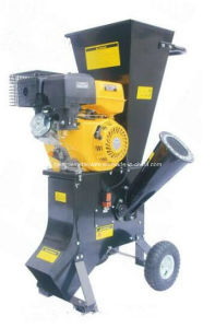 6.5HP Gasoline Engine Mini Mobile Wood Chipper Shredder / Chipper Shredder pictures & photos