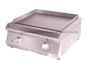 CE Electric Counter Griddle for Business Using pictures & photos