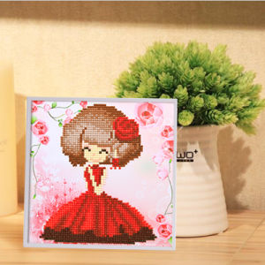Factory Direct Wholesale New Children DIY Handcraft Sticker Promotion Kids Girl Boy Gift T-001 pictures & photos