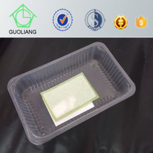 FDA Approved Food Grade Wholesale Pet Clear Plastic Clamshell Packaging Containers Box pictures & photos
