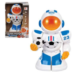 En71 Approval Bo Toy B/O Robot Toys with Light and Music (10195478) pictures & photos