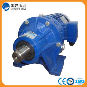 0.75kw Cycloid Pin Wheel Gear Reducer pictures & photos