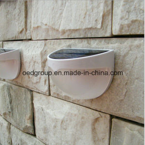 Solar Power LED Wall Lamp with Sound Sensor Control pictures & photos