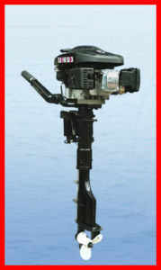 4 Stroke Outboard Motor for Marine & Powerful Outboard Engine (F6BS/L-Air) pictures & photos