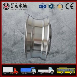 Forged Aluminium Alloy Truck Wheel Rims for Bus, Trailer (22.5X11.75) pictures & photos