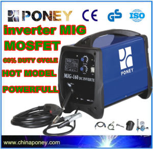 DC Inverter Mosfet MIG/Mag Gas/No Gas Welding Machine (MIG-200) pictures & photos
