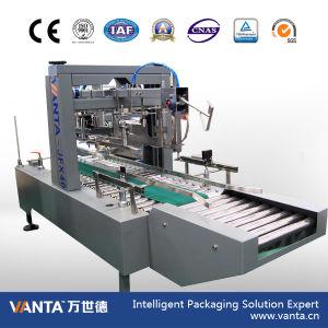 40cpm Automatic Carton Packing Machine Hot Melt Glue Carton Sealer