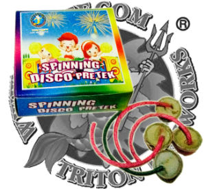 Orioles Sing Spinner Fireworks Toy Fireworks pictures & photos