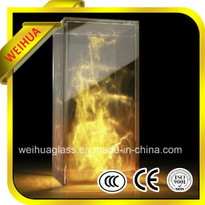 6mm-12mm Fireproof Glass Price for Building with CE/CCC/ISO9001 pictures & photos