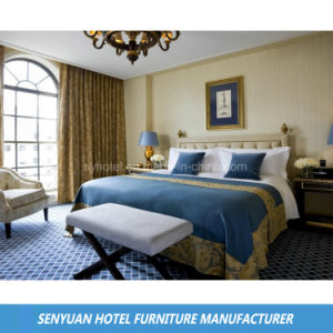 New Warm Style Comfortable Hospitality Hotel Cheap Modern Furniture (SY-BS187)
