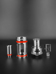 E Cig Clearomizer Subtank Mini