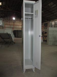Luoyang Factory Sale Metal 2 Door Locker with Feet pictures & photos
