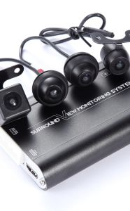 360 Degree High Resolution Night Vision Seamless Bird View System pictures & photos