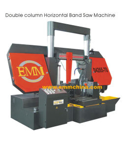 EMM D4265/70 Double Column Horizontal Metal Band Sawing Machine