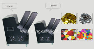 1000W High Power Spray Confetti Machine pictures & photos