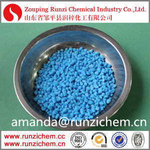 Fertilizer Grade Copper Sulphate Pentahydrate pictures & photos