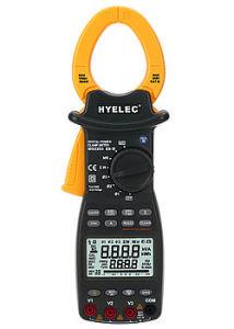 Power Clamp Meters Ms2203