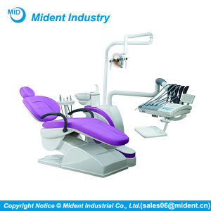 Luxurious Sensor Light Dental Chair Dental Unit pictures & photos