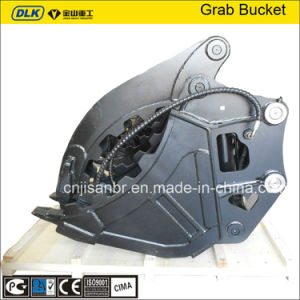 Excavator Rock Gapple Bucket for 14tons Carrier pictures & photos